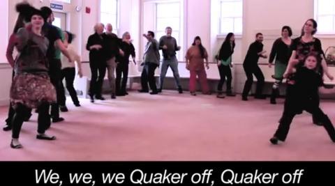 Quaker Off