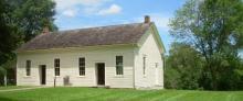 a Friends meetinghouse